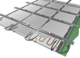 pannelli radianti soffitto radiatori e pannelli radianti per le caldaie a condensazione