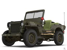 military jeep png jeep willys 3d model cgstudio