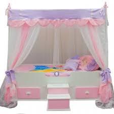 Princess Canopy Bed Frame Princess Canopy Bed For Fixcounter Home Ideas