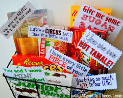 Send Halloween Gift Baskets Diy Valentine U0027s Day Gift Baskets For Him Darling Doodles