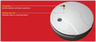 amazon com kidde i9050 battery operated basic smoke alarm with