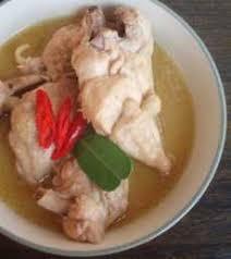 menu pelengkap opor ayam resep opor ayam dan cara membuat bacaresepdulu com
