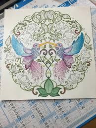 Jardin Secret Carnet De Coloriage Beautiful 271 Best Coloriage Ii