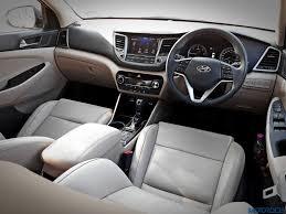 hyundai tucson 2016 interior new hyundai tucson 2 0 diesel at review mid size masterstroke