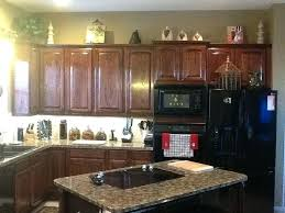 Mahogany Kitchen Cabinet Doors Red Oak Kitchen Cabinet Doors Red Kitchen Walls With Wood Cabinets