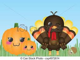 turkey pumpkins turkey pumpkins acorn thanksgiving card template