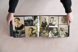 Photography Albums Digitising Your Old Family Photo Albums Orms Connect