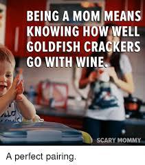 Cracker Memes - 25 best memes about goldfish crackers goldfish crackers memes
