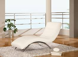 chaise lounges for bedrooms modern white leather bedroom chaise lounge chair with curved