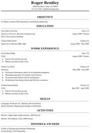 Resume Sample College Student No Experience by Sample Resumes Free Resume Tips Resume Templatesresume Objective