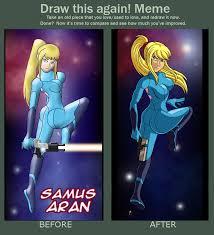 Samus Meme - before after meme by vicsor s3 on deviantart