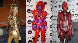 Anatomy Halloween Costumes Heidi Klum U0027s Halloween Costumes Instyle