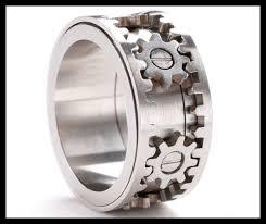 gear wedding ring mens gear wedding ring 2018 weddings