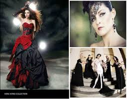 collection halloween themed wedding dresses pictures 582 best