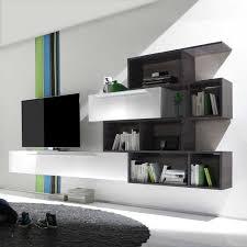 Wohnzimmerschrank Team 7 Wohnwand Modern Weiß Hochglanz Harzite Com