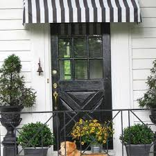 Awning Over Front Door Best 25 Awning Over Door Ideas On Pinterest