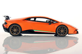 Lamborghini Gallardo Huracan - lamborghini huracan performante by mr collection 1 18 scale