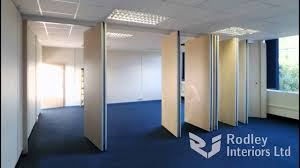 Movable Wall Partitions Movable Wall System To Easily Adapt Your Office Space Youtube