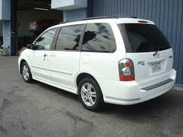 mazda 2006 2006 mazda mpv lx white t tak auto service
