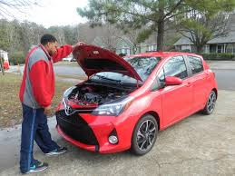 toyota yaris car battery review winter car preparation in the toyota 2015 yaris holidayprep