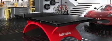 table tennis and ping pong ping pong tables table tennis tables killerspin