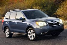 blue subaru forester 2015 used 2014 subaru forester for sale pricing u0026 features edmunds