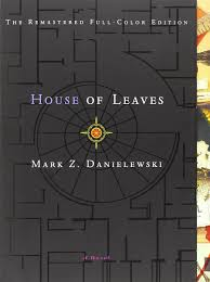 house of leaves mark z danielewski 8601401266464 amazon com books