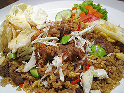 cara membuat nasi goreng ayam dalam bahasa inggris nasi goreng wikipedia