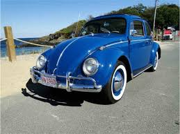 blue volkswagen beetle for sale 1960 volkswagen beetle for sale classiccars com cc 1029859