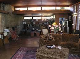 Pope Leighey House Floor Plan Goetsch Winckler House Okemos Michagan 1940 Usonian Style