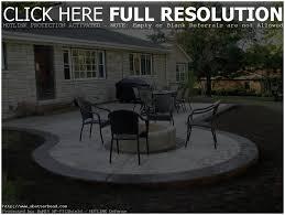 Concrete For Backyard by Backyards Superb Concrete Backyard Ideas Concrete Backyard Ideas