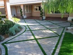 Ideas Design For Diy Paver Patio Paved Backyard Backyard Design Ideas For Small Yards Backyard
