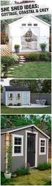 she sheds take a storage shed and some clever decorating ideas