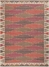 scandinavian rugs vintage scandinavian rugs and carpets by nazmiyal
