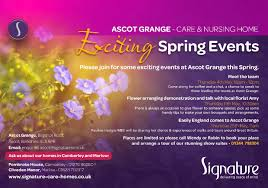 Home Design Events Uk by More Fantastic Spring Events In Ascot Don U0027t Miss Out Signature