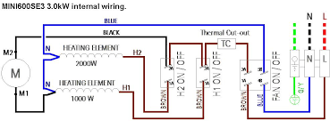 ac mini internal wiring diagrams switchbox connections