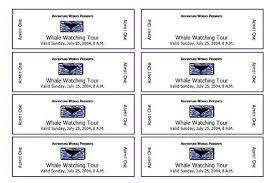 how to make tickets for an event free event ticket templates make