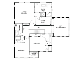 master bathroom floor plans with walk in closet laurel floor plan at the preserve at secret ravine in rocklin ca