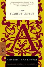 the letter a the scarlet letter index