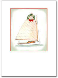 nautical themed cards boxed photo and personalized