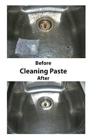 Best Norwex Cleaning Paste Images On Pinterest Norwex - Stainless steel kitchen sink cleaner