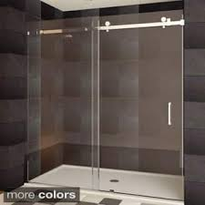 Shower Sliding Door Sliding Shower Doors For Less Overstock