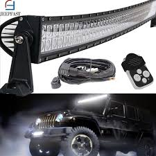 off road light bars 180w curved led work light bar combo offroad for jeep jeep nation