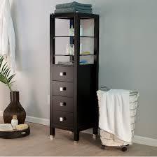 Narrow Bathroom Floor Cabinet by Bathroom Floor Cabinet Best Bathroom And Vanity Set