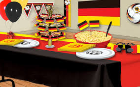 soccer party supplies german soccer party decorations partycheap