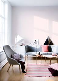 pale pink living rooms ways to make this color work apartment