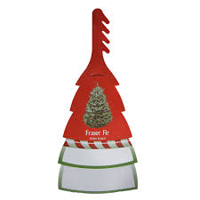 fraser fir tags 500 case kirk company