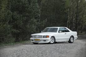 1985 mercedes benz s class 500 sec amg classic driver market