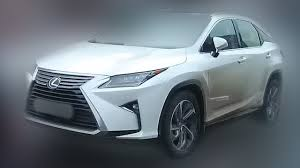 lexus suv hybrid third row new 2018 lexus rx450h new generations will be made in 2018