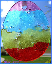 glass easter egg ornaments sugartown jolly ranchers stained glass easter egg ornaments